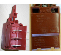 Выключатель сетевой, 6-клемм (ARDO- 651016367) WF387