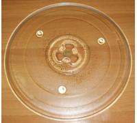 ТарелкаСВЧ 270mm (с крепл.) DAEWOO, зам.95pm10, MCW003LG, 49PM012 N710