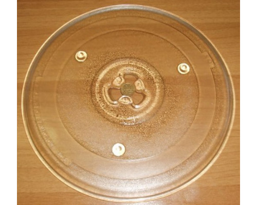 ТарелкаСВЧ 270mm (с крепл.) DAEWOO, зам.95pm10, MCW003LG, 49...