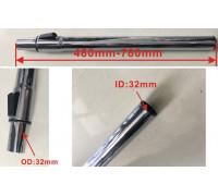 Телескопическая труба для пылесоса (D32, L475x775mm), зам. 84tu00, candy-35601981 VC0663W