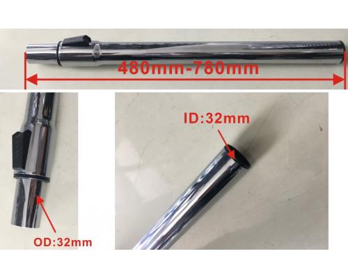 Телескопическая труба для пылесоса (D32, L475x775mm), зам. 8...
