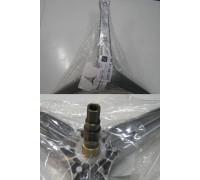 Крестовина барабана SAMSUNG DC97-01819B (H-80mm), зам. DC97-00124G, SPD010SA, SPD005SA cod732