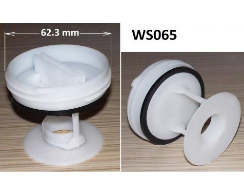 Заглушка-фильтр Белая для ASKOLL, (Bosch-00095269), заменаWS...