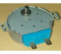 Мотор-редуктор привода тарелки СВЧ, шток металл 6mm (korea Sankyo) M2LJ49ZR19