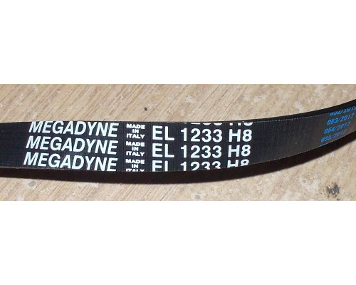 Ремень 1233 H8_EL <1180mm> megadyne, зам.651009076, 41...