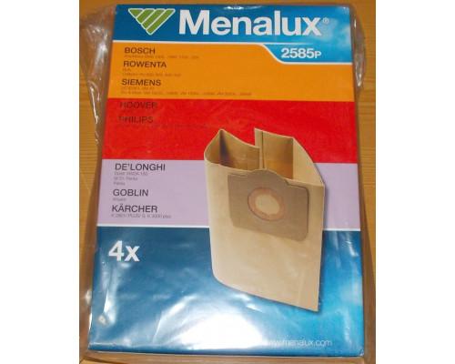 Мешки Menalux 2585P, Бумажные, для пылесоса Bosch (тип.BBZ 2...
