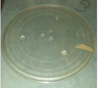 Тарелка для СВЧ Daewoo 285mm (с крепл.5коп.), зам. N711, 9800069 KOR810S