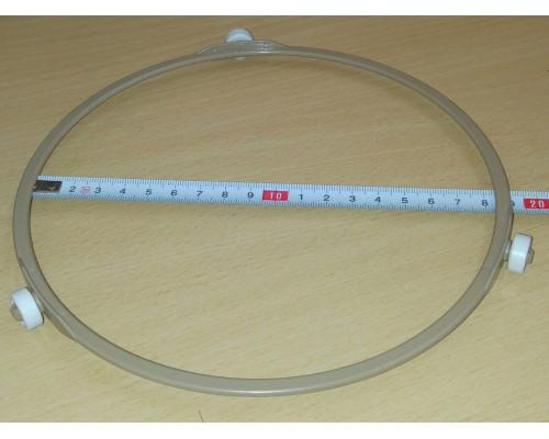 Кольцо вращения тарелки СВЧ D=190mm унив., колеса d=14mm, за...