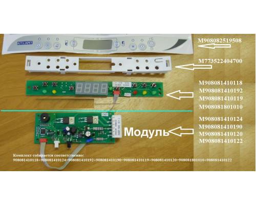 Модуль индикации атлант H60C-М2 U Cзам. 908081410118, 908081...