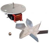 Вентилятор обдува духовки 32w (шток 6x22mm), зам.149132 CU2818