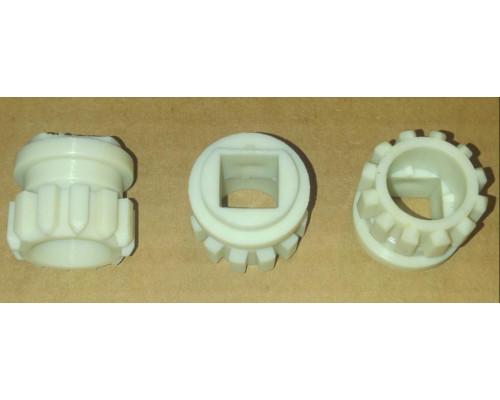 Втулка шнека мясорубки Bosch (пластик), зам. 753348un, A7533...
