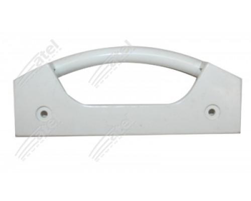 Ручка двери холодильника 1шт, белая, Bosch-096110, 263746, 0...