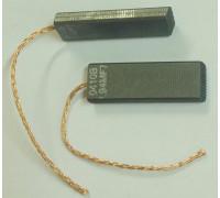 Щетки мотора (5x13.5x39 sandwich)-2шт, зам. SD006sn, 04go00c, IG1507 UN135sn