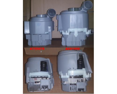 Циркуляционный насос ПММ Bosch (с ТЭНом), зам.BO6002, MTR508...