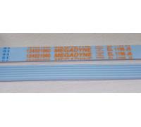 Ремень 1196 J6_EL, бел.<1150mm> megadyne, зам. 1108785005 WN262