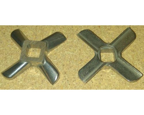 Нож для мясорубки отв.-10.5mm, B-55mm, Moulinex HV8 SS-19351...
