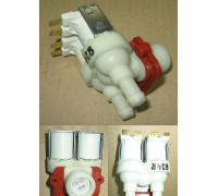 Электроклапан 2Wx90 (пластик.крепеж),  замена 481981729012, 481981729023, VAL121UN 481981729327  C00375212