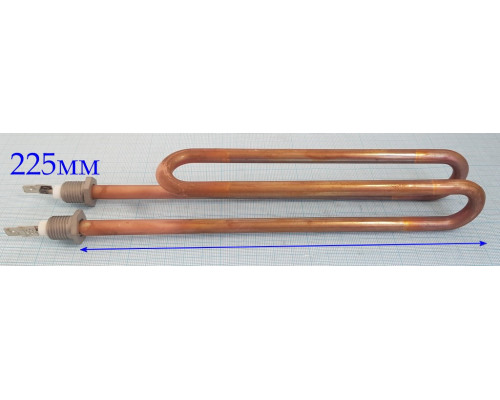 Тэн для водонагревателя Elektromet 2000W на ножках М14х1,5 (...