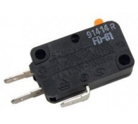 Микровыключатель микроволновой печи Samsung 125/250 VAC, 16A, 200GF MCW440SA