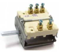 Переключатель 4-поз. шток24mm. 16A, 250V., EGO 49.24015.000 COK311UN