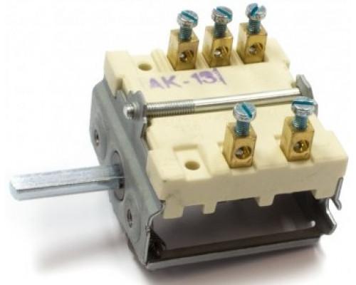 Переключатель 4-поз. шток24mm. 16A, 250V., EGO 49.24015.000...