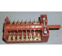 Переключатель режимов духовки, 6-ти позиционный, замена. COK301AC, b263900018 b263900054