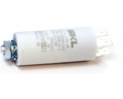Конденсатор 1,5мкф, 450V (размер D25x57mm) µF...
