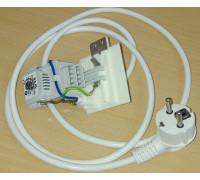 Сетевой фильтр радиопомех (провод 1.5m) PLF00472705100, зам. C00094203, C00115769, C00270937 AR0801