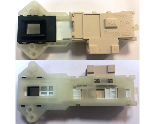 Блокировка люка CONCORE, LG-6601EN1003D, зам. WM2068WNJ, INT...