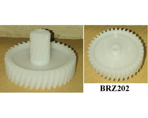 Шестерня мясорубки Бриз ведущая D41/11, H-25.5/10mm, Z-38/11...