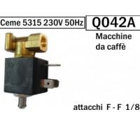Электроклапан CEME 3 VIE 5315, F1/8, зам. VE401 Q042a