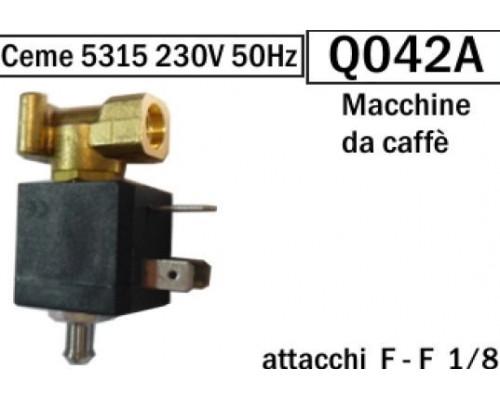 Электроклапан CEME 3 VIE 5315, F1/8, зам. VE401...