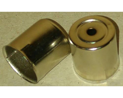 Колпачок магнетрона СВЧ 15mm (круглое отверстие)...