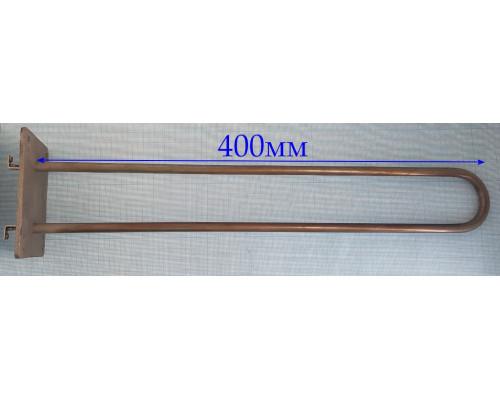 "Тэн для водонагревателя 2000W ""квадрат"" 100mm Тита..."