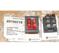 Выключатель режимов нагрева в/н 65150778