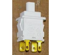 Выключатель (без лампы индикации), BEKO-2808530400, (аналог.2808530100, 2808530300), AC4405 SWT201AC