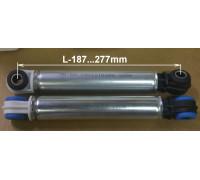 Амортизатор ANSA 120N_187-277mm, (втулка-10x24), зам.12ph16 12ph15