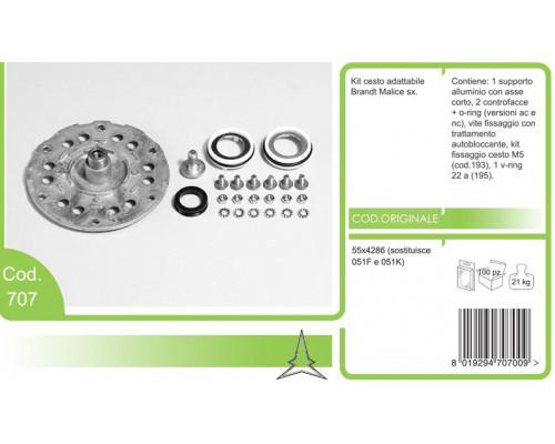 Опора барабана для стиральной машины Bosch, Brandt 55x4286 (...