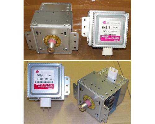 Магнетрон СВЧ 900W -LG- 2M214-01TAG (01GKH), зам. MA0312W...
