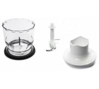 Комплект к блендерам Braun - редуктор, нож, чаша, основание чаши 350ml, зам. Br7050195 SAP907BR