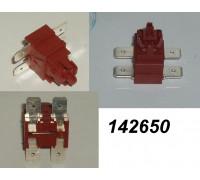 Кнопка-выключатель пылесоса замена 096884, SWT000ID 142650