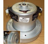 Мотор пылесоса SKL 1800W H=117 h37mm D130mm замена54AS082 43899005 YDC01PG V1J-PH27 4681FI2478A VAC022UN
