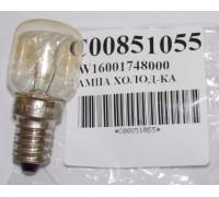Лампочка холодильника 15w 220-240v, зам. 02fr01 L851055