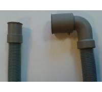 Шланг сливной Г-образн. 1.4m, D-22/29mm 00ts30