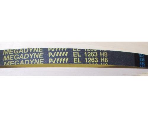 Ремень 1263 H8 EL <1214mm> черн. megadyne (48128171817...
