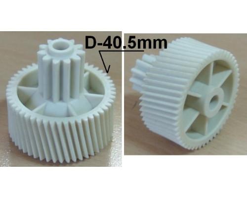Шестерня Moulinex, D=40.5/17; H40/18, отв.-6mm, зуб-?/11...