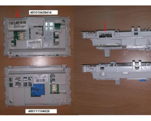 Эл. Модуль Б/П, замена480111102879, 481221470658, 4801111028...