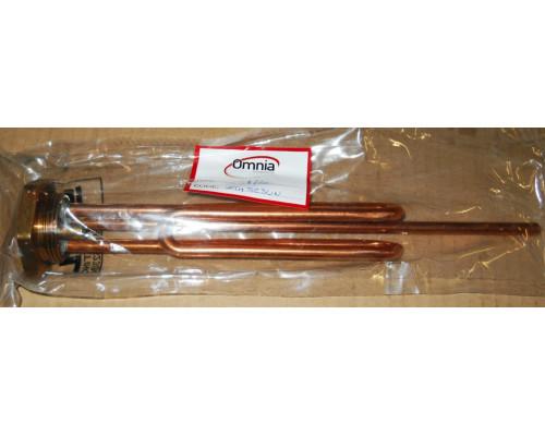 Тэн для водонагревателя 2000w (резьб.D40mm, p2.25) SKL-китай...