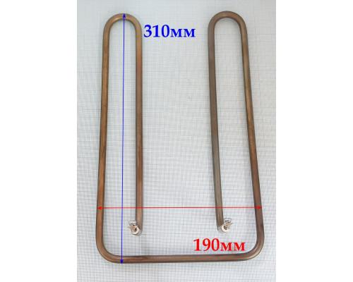 Тэн внутренний 1350w к конфорке КЭ-012 (Тулаторгтехника)...