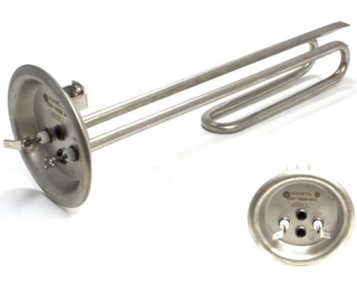 Тэн для водонагревателя SKL 92mm, 1500w-230v, НЕРЖ, зам. t.3...